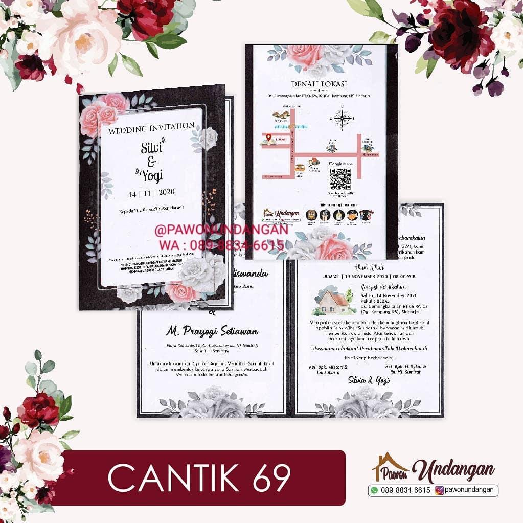 undangan cantik 69