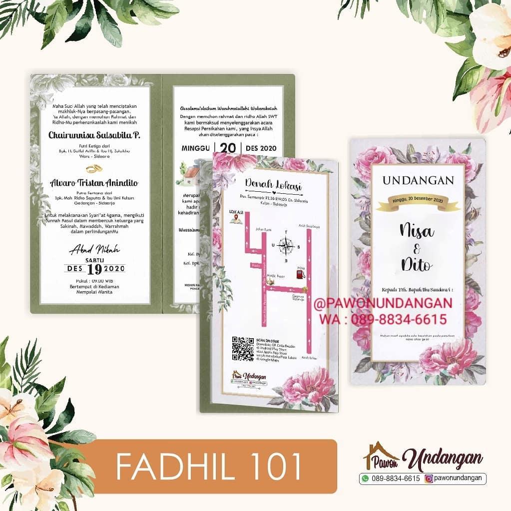 undangan fadhil 101