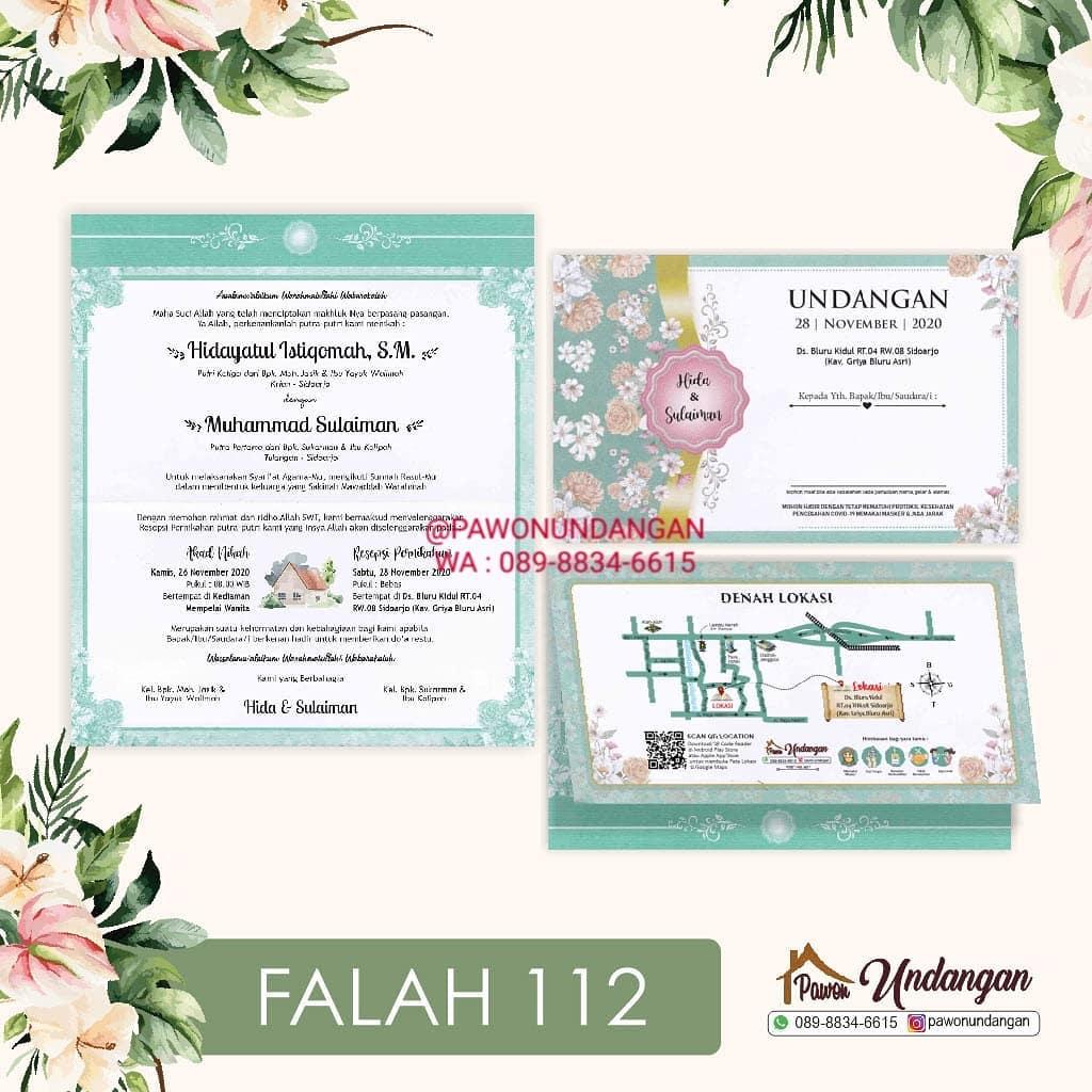 undangan falah 112