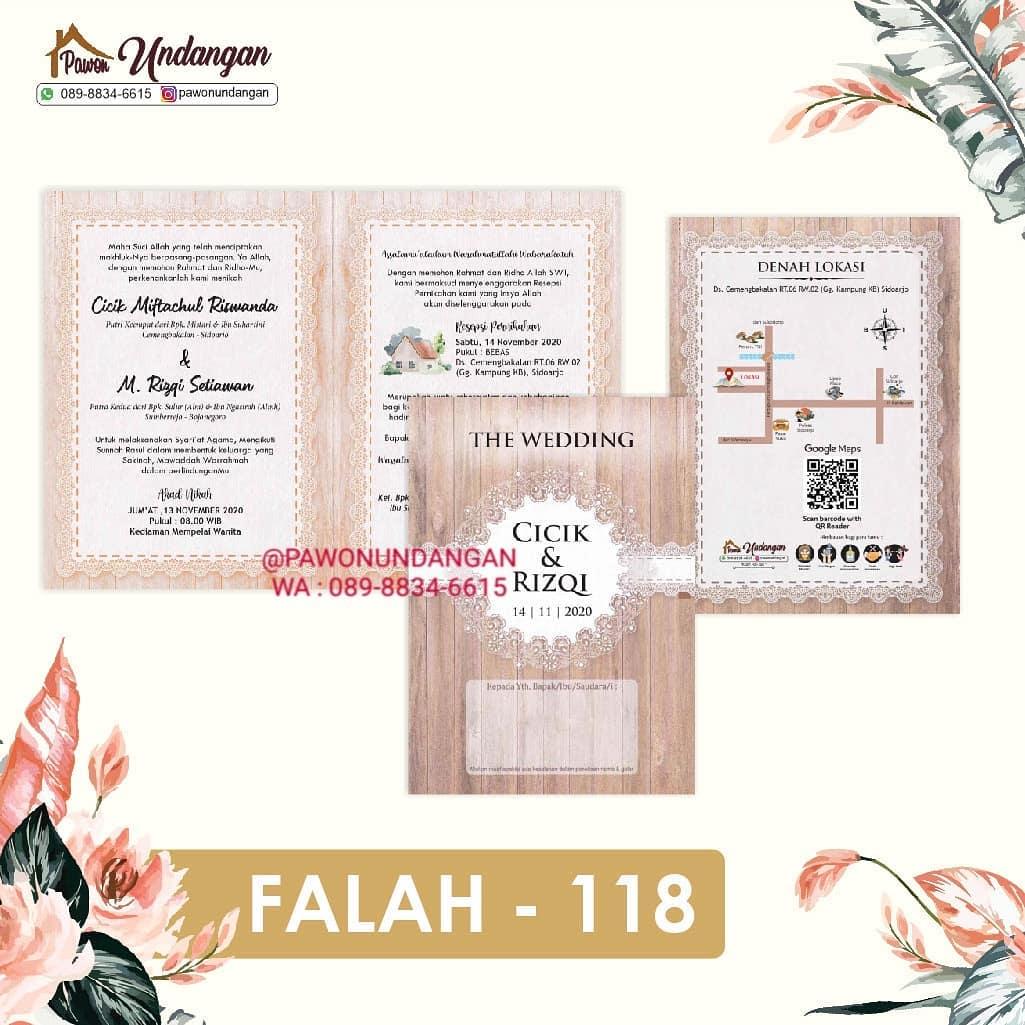 undangan falah 118