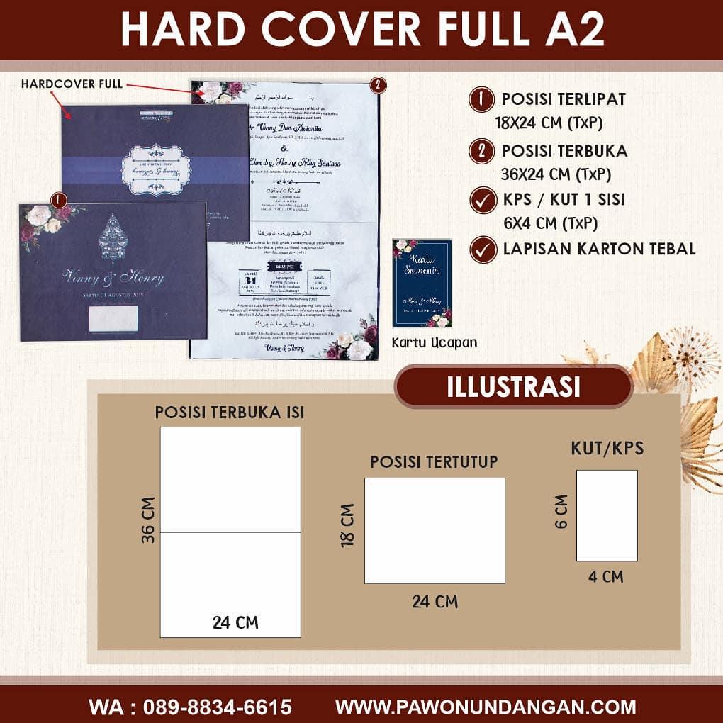 undangan hardcover full a2