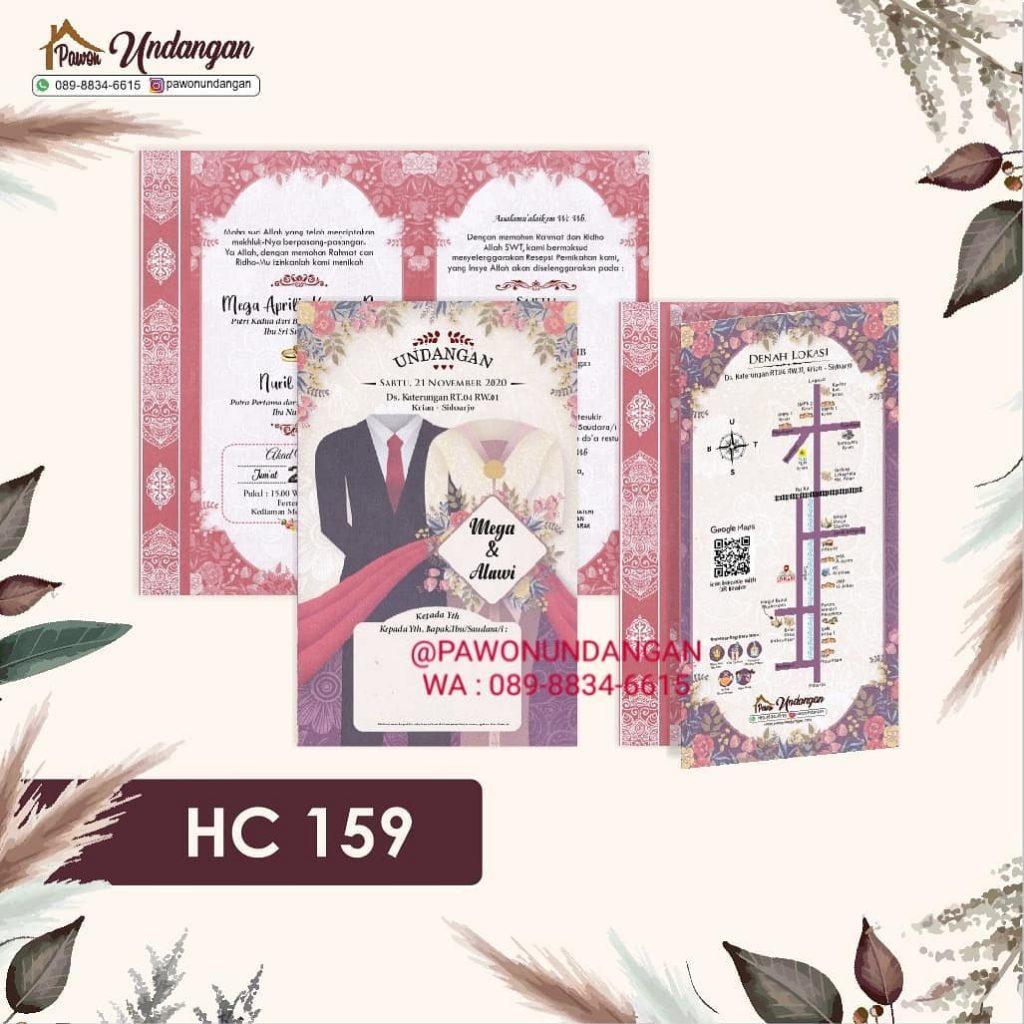 undangan hc 159