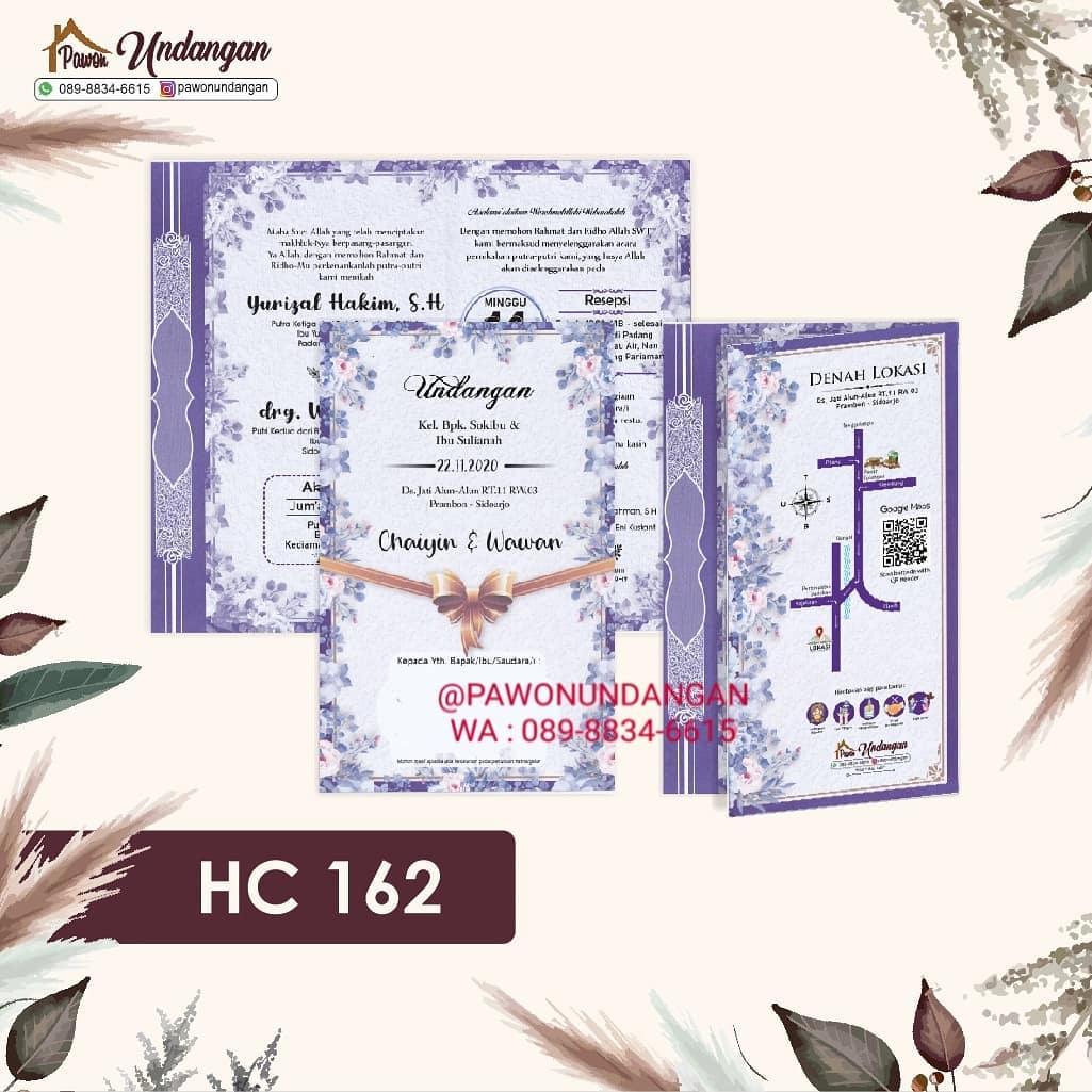 undangan hc 162