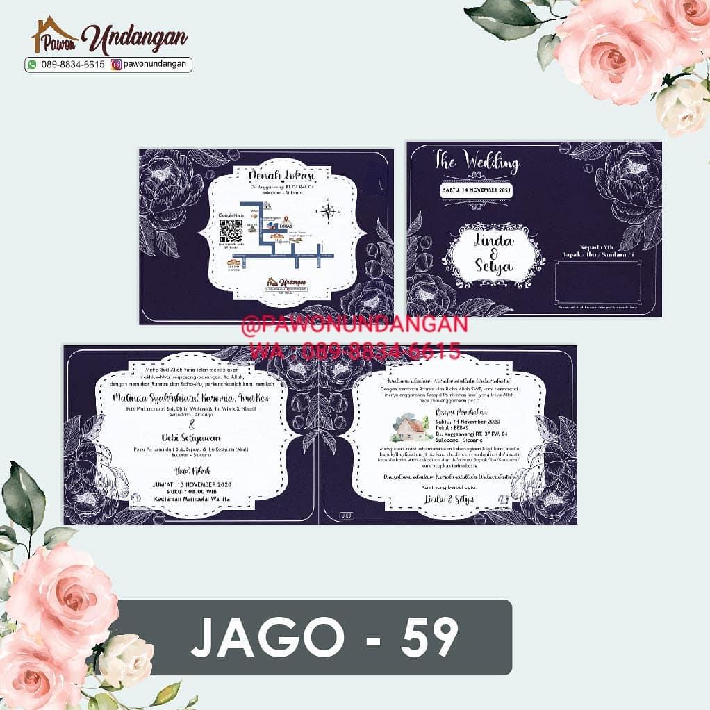 undangan jago 59
