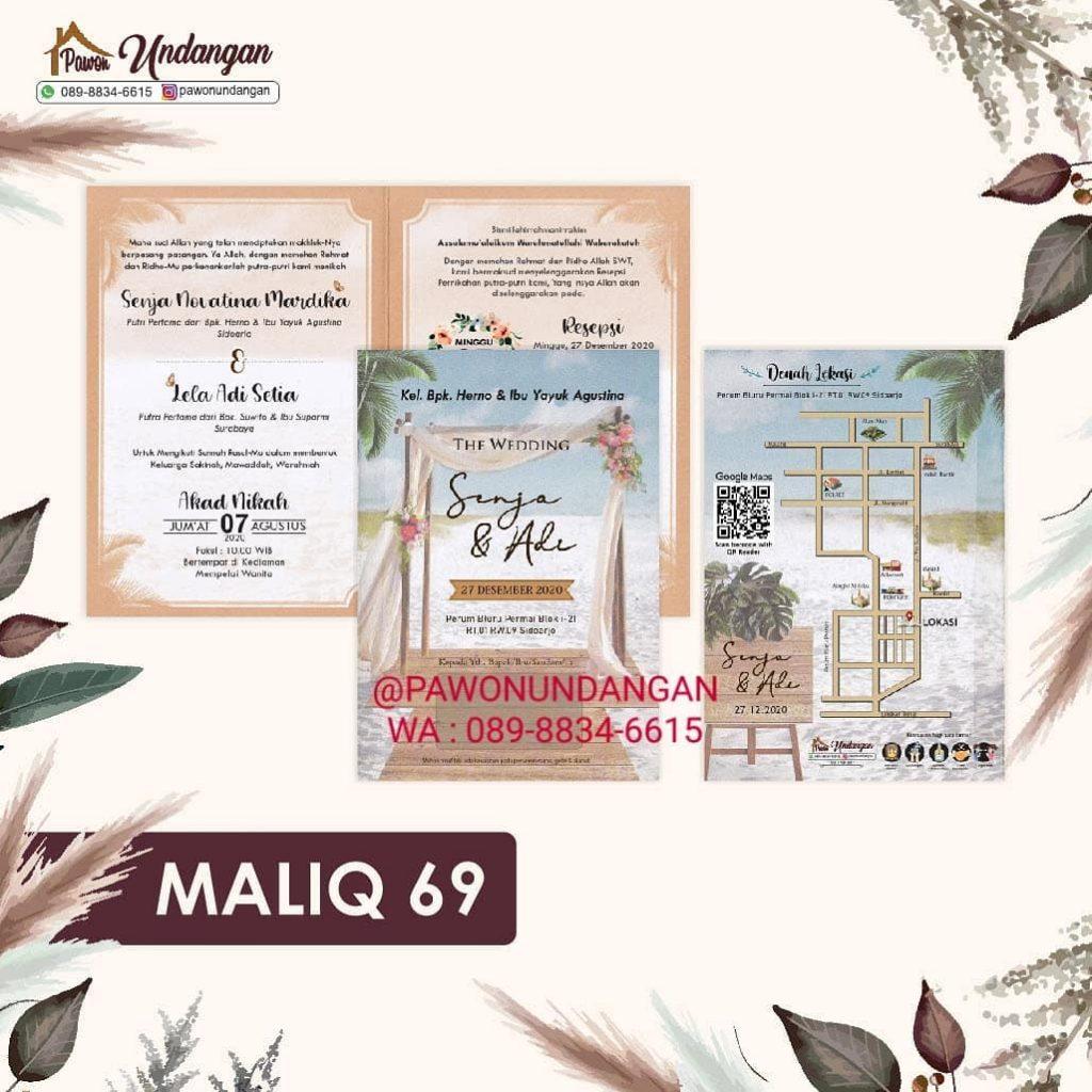 undangan maliq 69