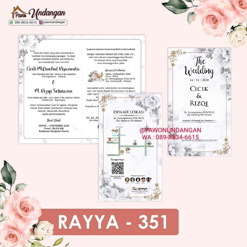 undangan rayya 351