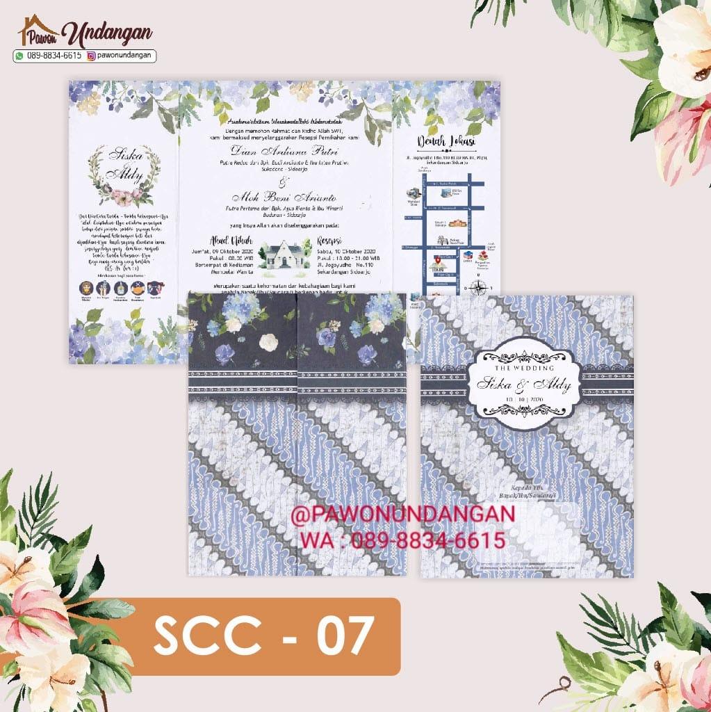 undangan scc 07