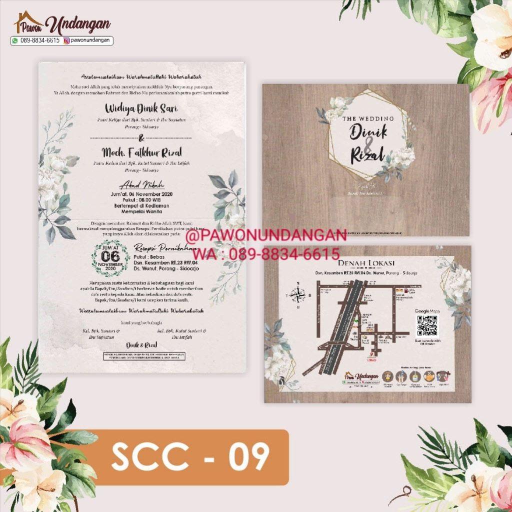 undangan scc 09
