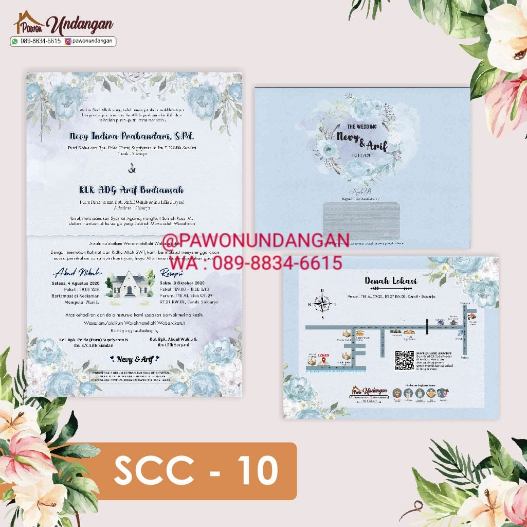 undangan scc 10
