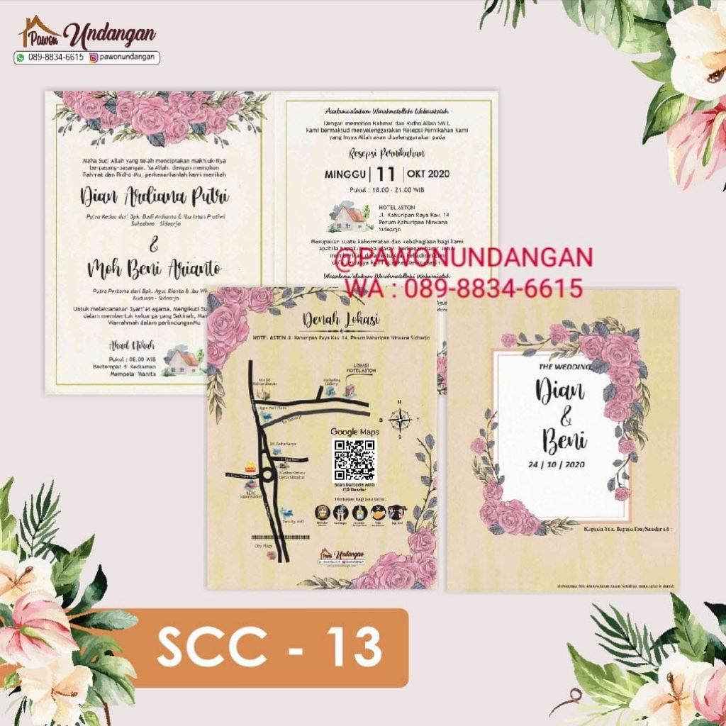 undangan scc 13