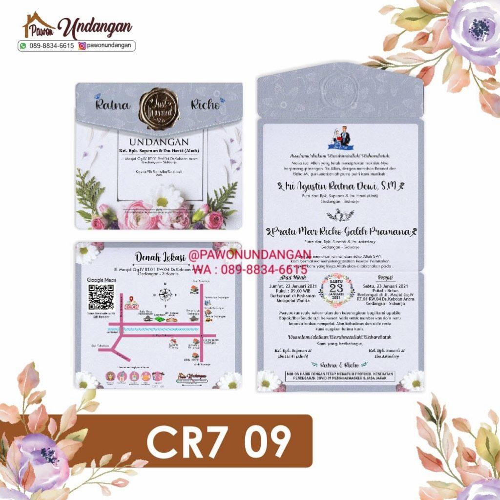 undangan cr7 09
