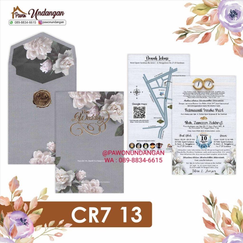 undangan cr7 13