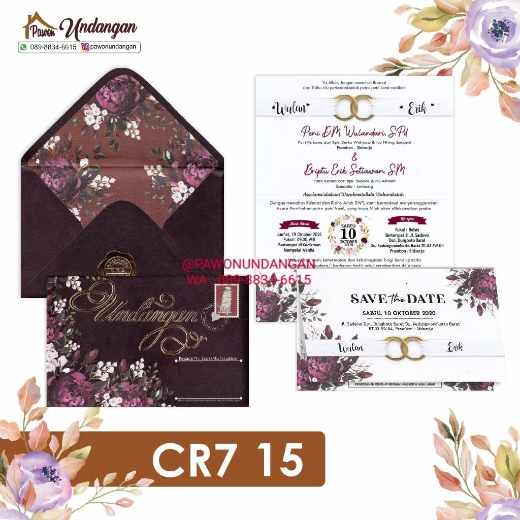undangan cr7 15