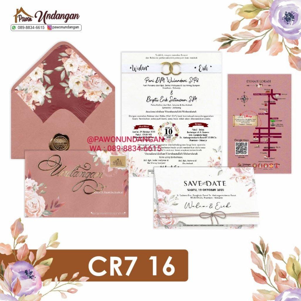 undangan cr7 16