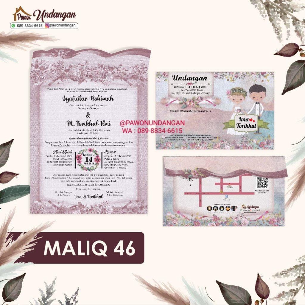 undangan maliq 46