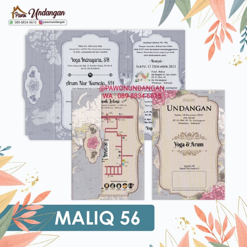 undangan maliq 56