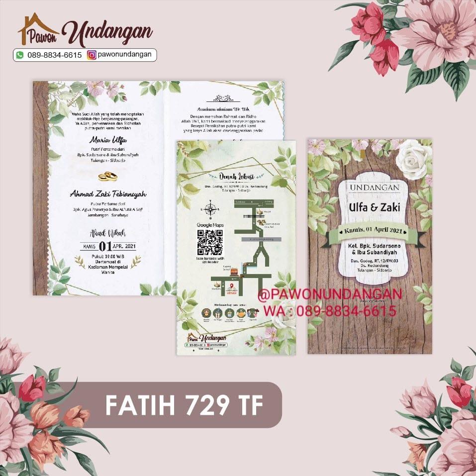 undangan new fatih 729 tf
