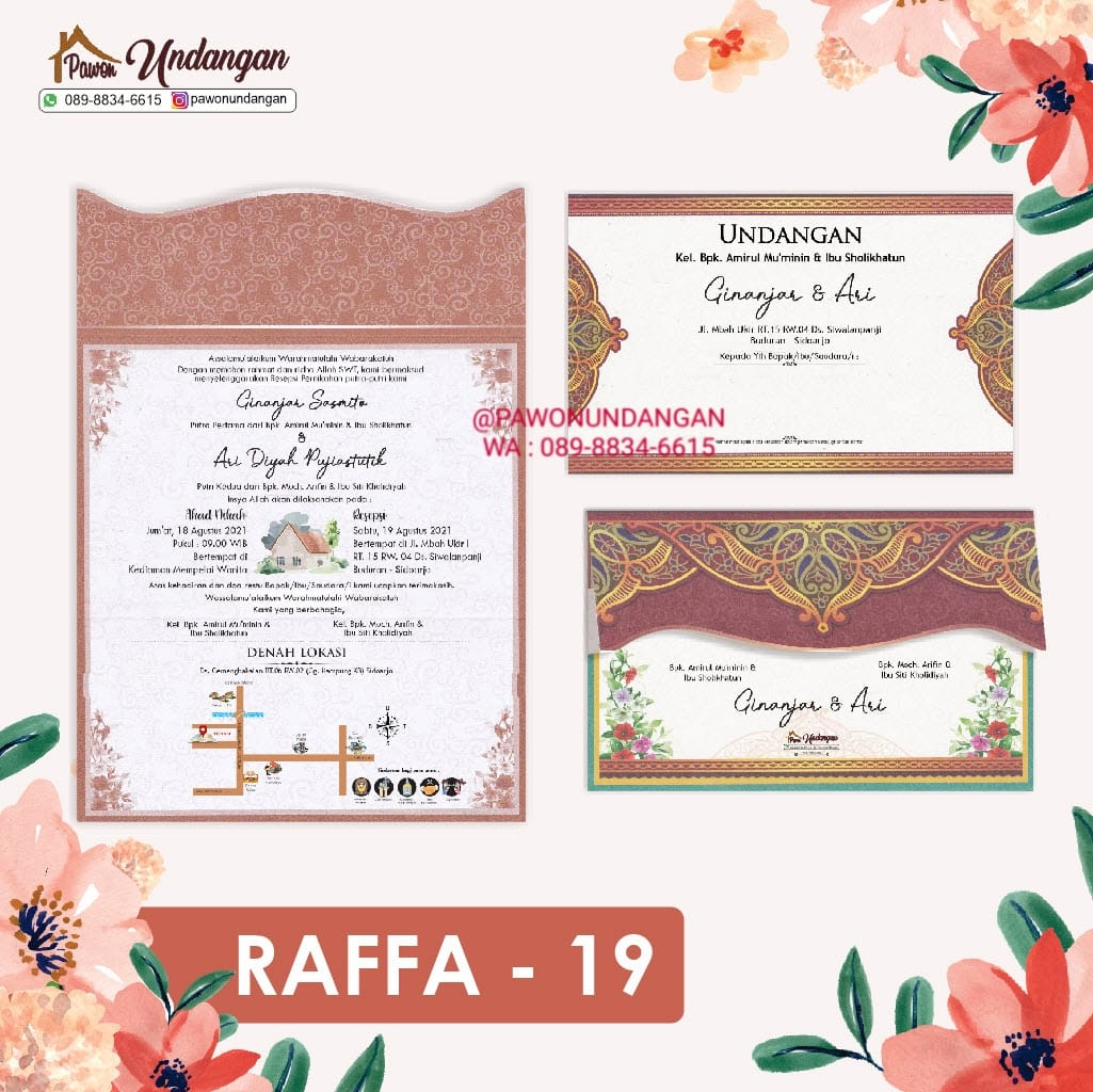 undangan raffa 19