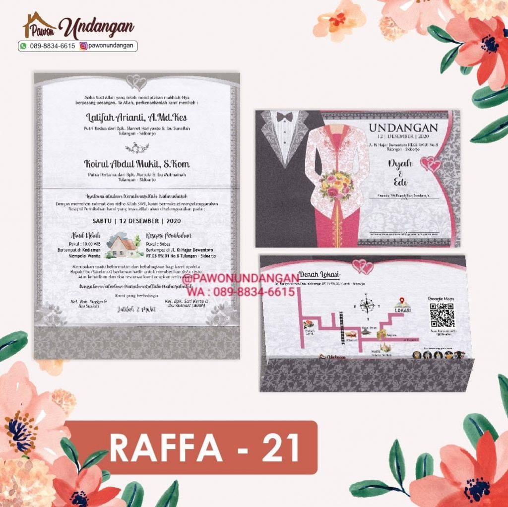 undangan raffa 21