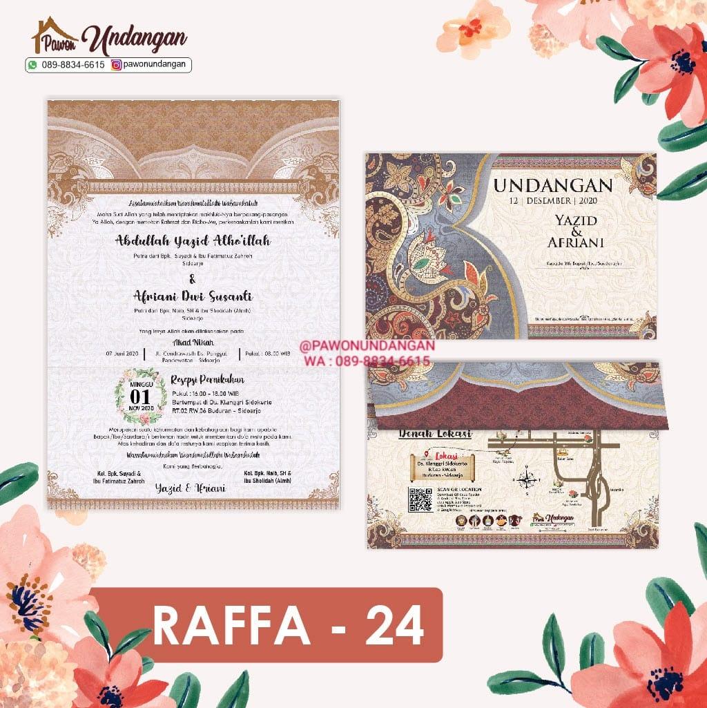 undangan raffa 24