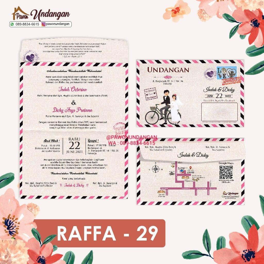 undangan raffa 29