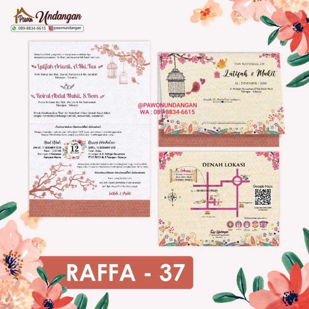 undangan raffa 37