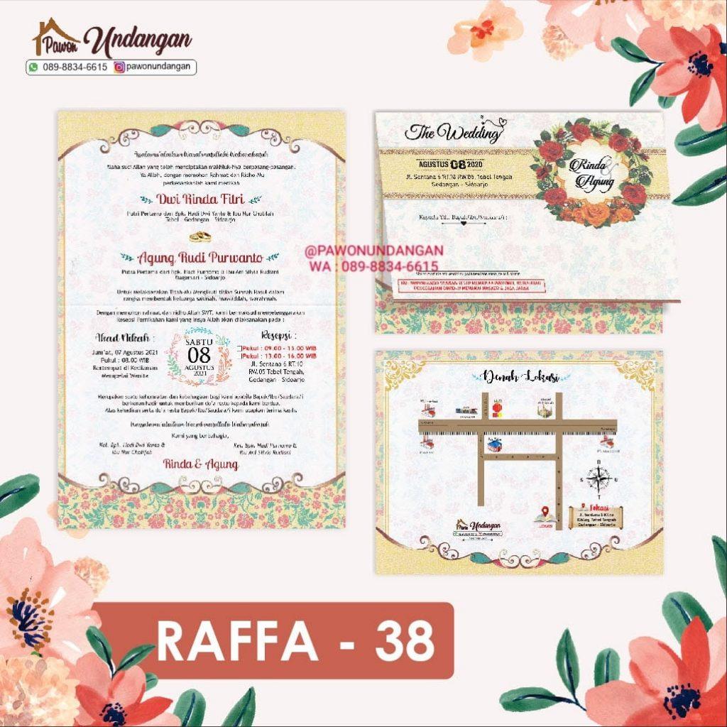 undangan raffa 38