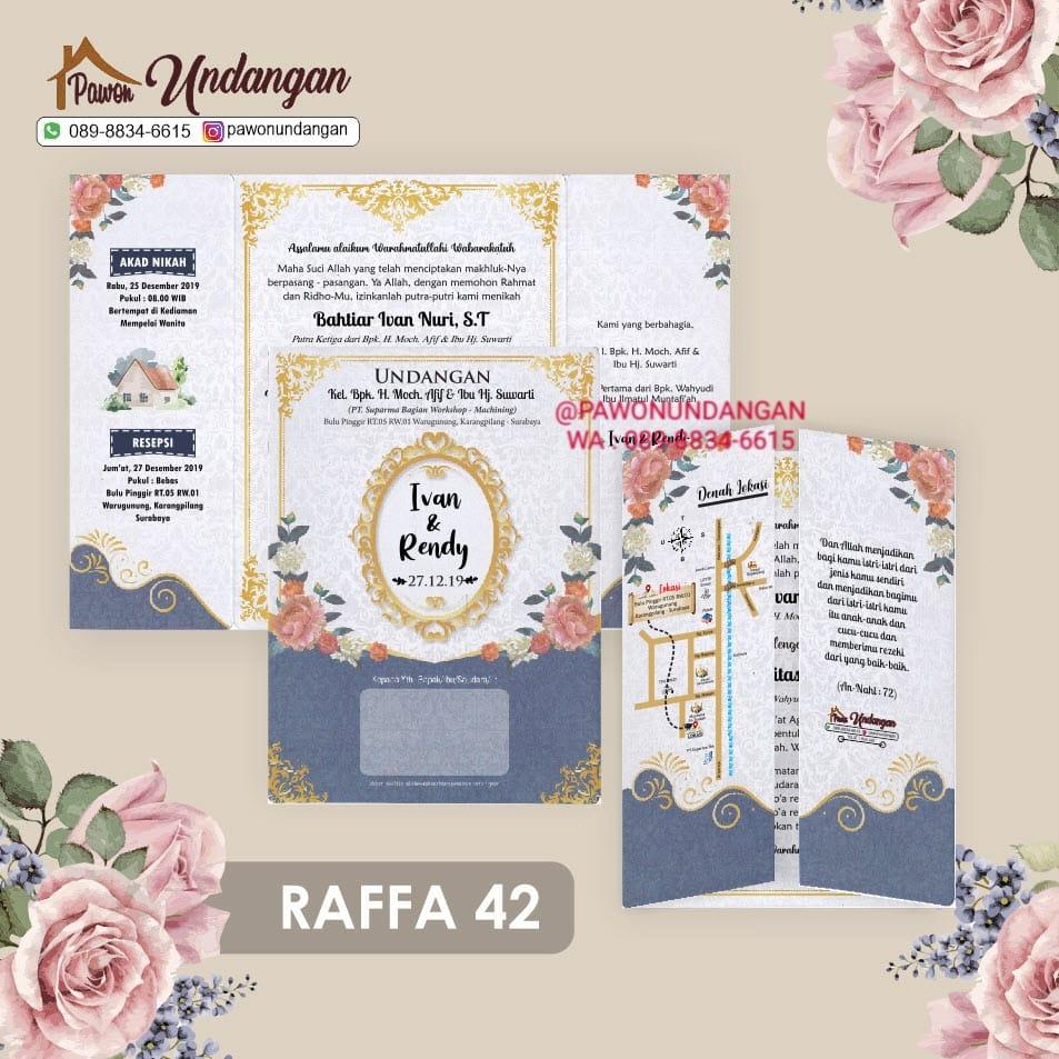 undangan raffa 42