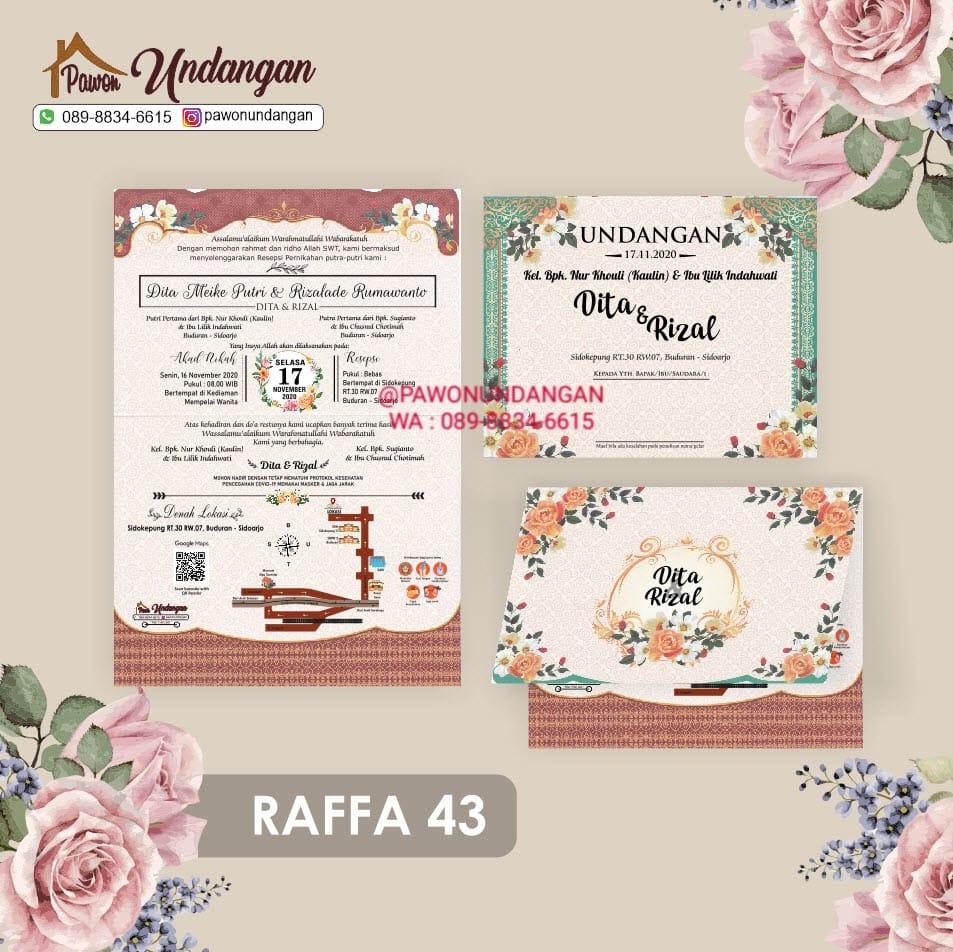 undangan raffa 43