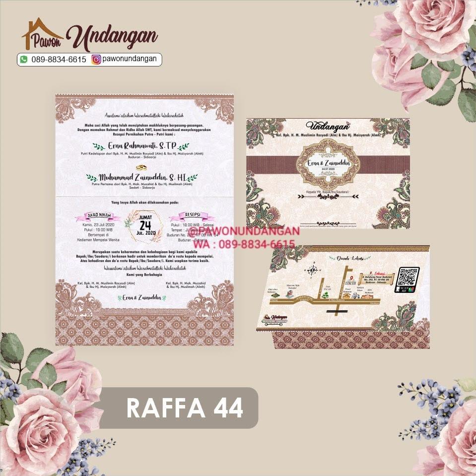 undangan raffa 44