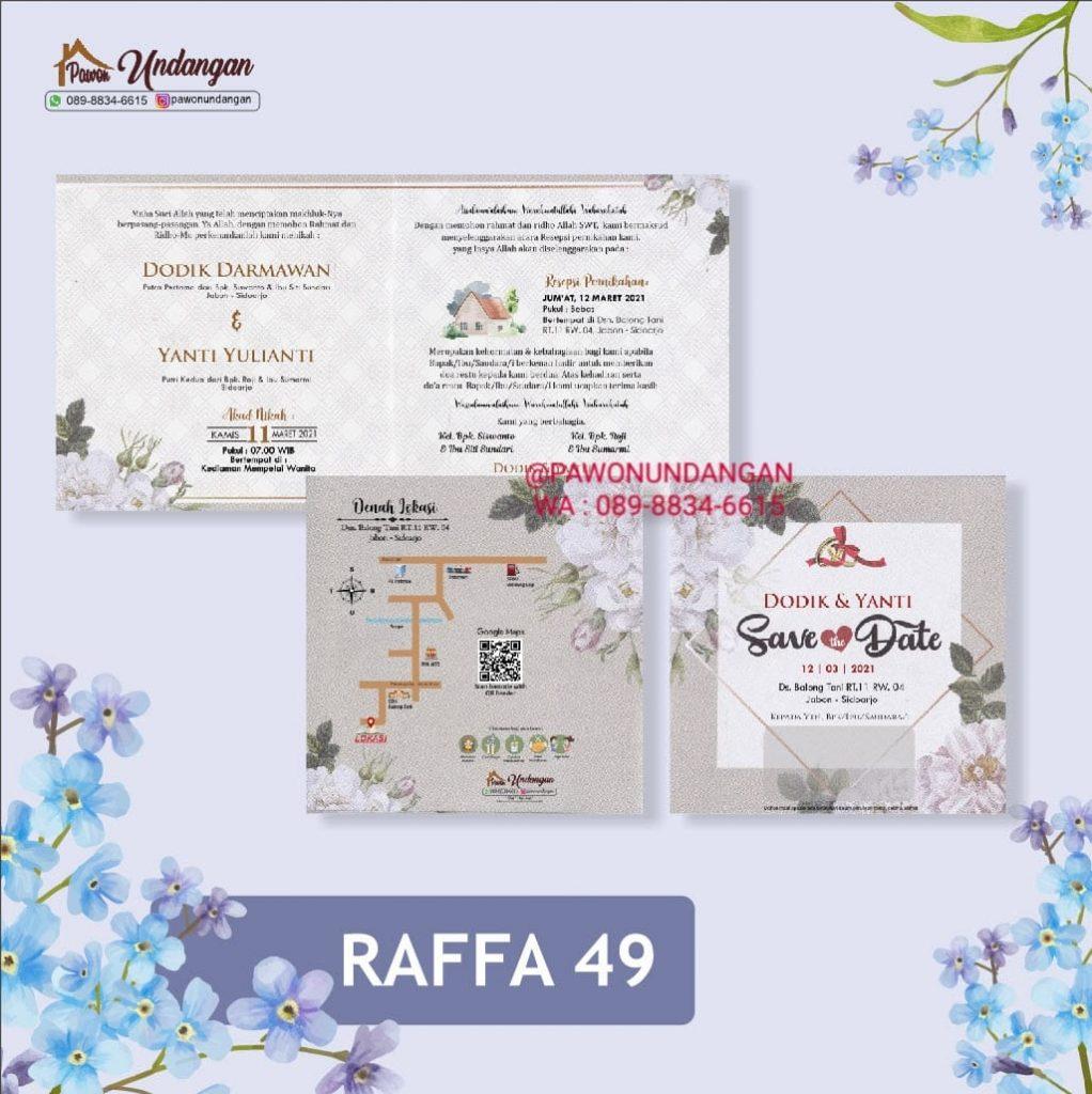 undangan raffa 49