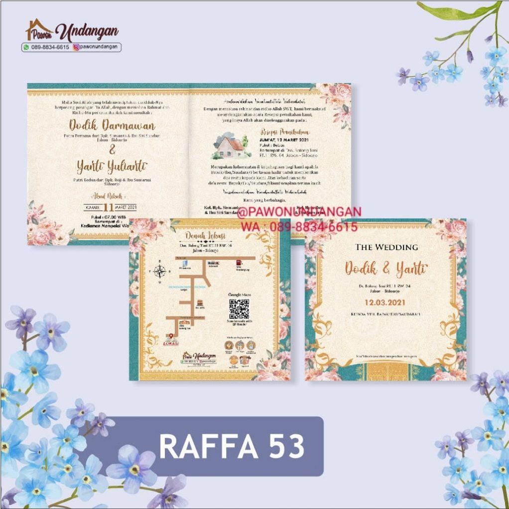 undangan raffa 53