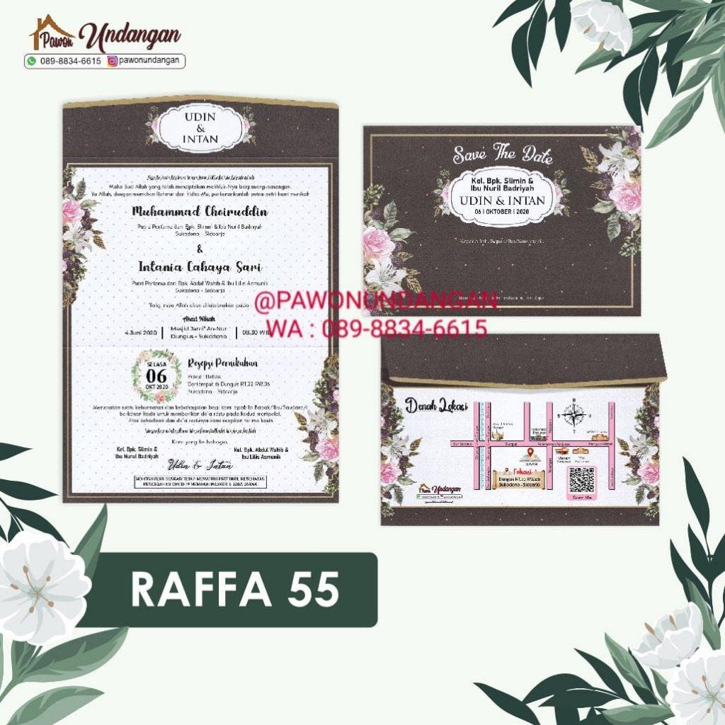 undangan raffa 55