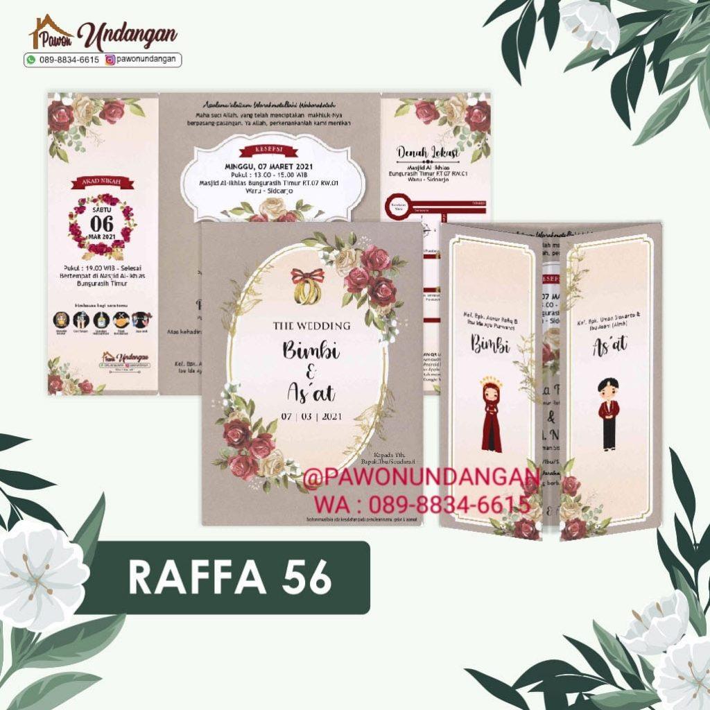 undangan raffa 56