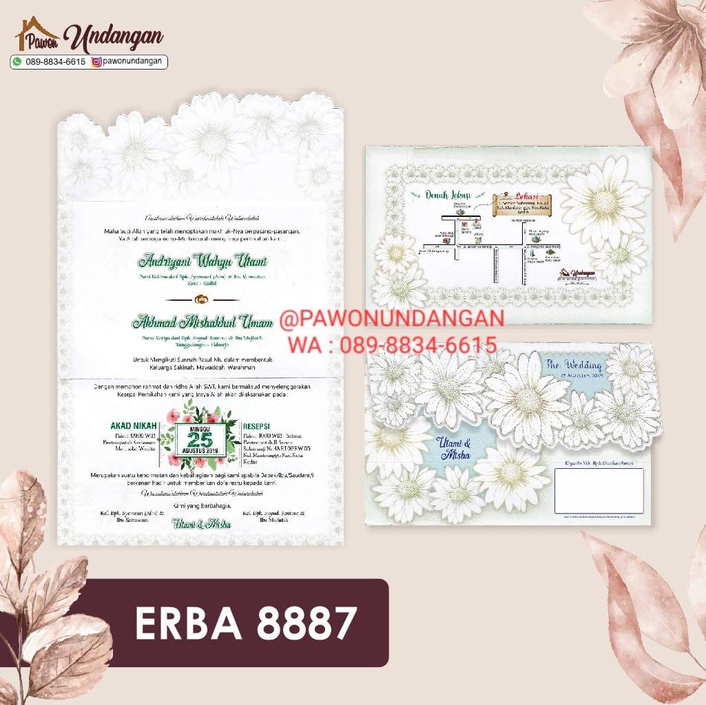 undangan erba 8887