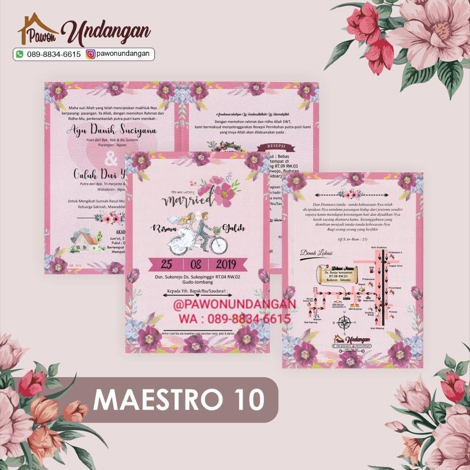 undangan maestro 10