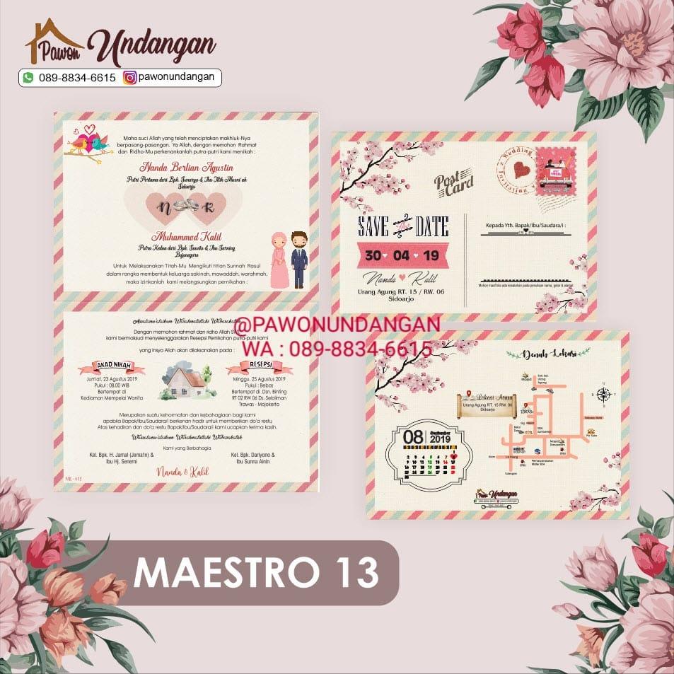 undangan maestro 13