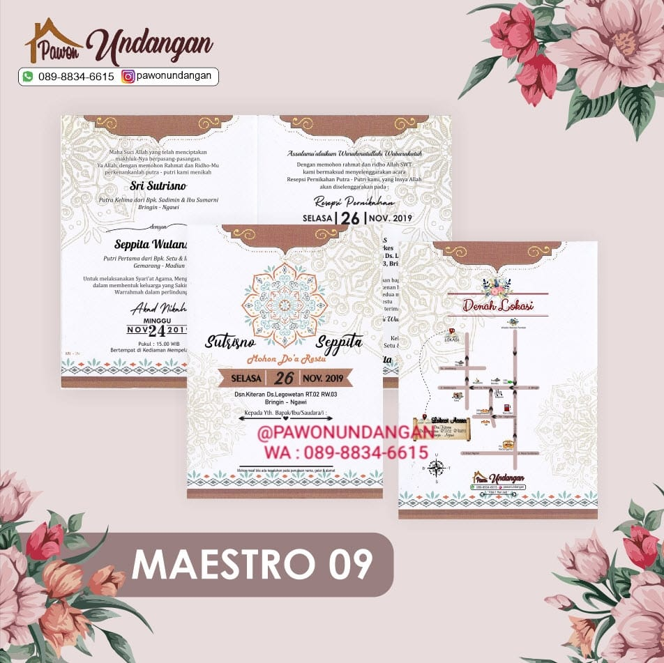 undangan maestro 9