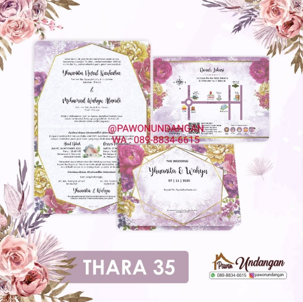 undangan thara 35